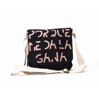 Bag Por que me da la gana (Because I want to) -- Graphic Insolence I