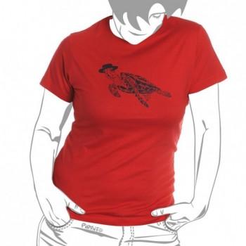 T-shirt Loggerhead sea turtle -- Patriarch of the Sea