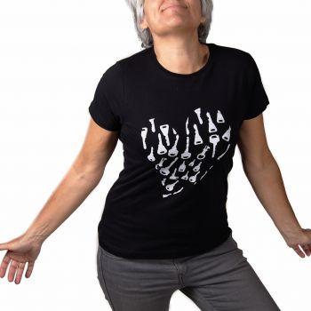 Camiseta Matarile -- Todas las llaves de mi corazón.