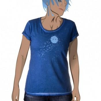 T-shirt Moonlight -- para mi noche triste///para soñar divina...