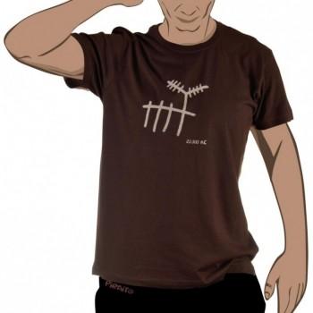 Camiseta Arte sureño: El ciervo -- Escenas cotidianas del pasado