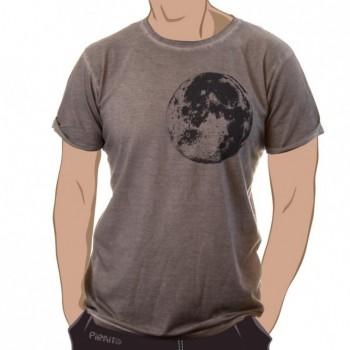 Camiseta Luna llena -- Que ilumine tus noches más oscuras