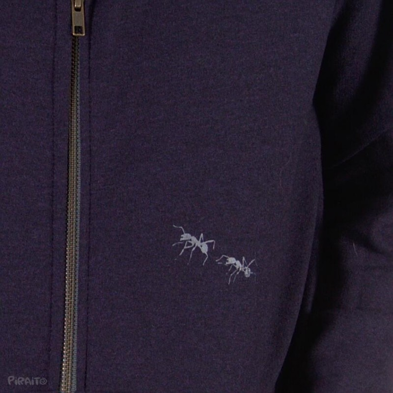 ... Hoodie Ants on line -- Open all doors to the irrational ... & Ants on line - Piraito tattooed clothes Pezcame.Com