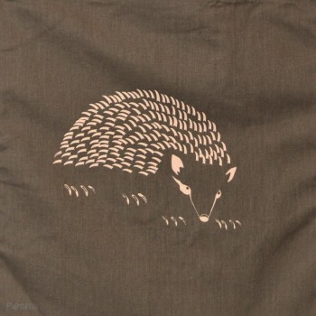 Bag Hedgehog -- Gently caress-detalle
