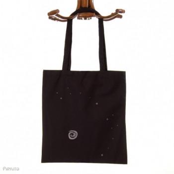 Bolsa Luna llena -- Que ilumine tus noches más oscuras-detalle