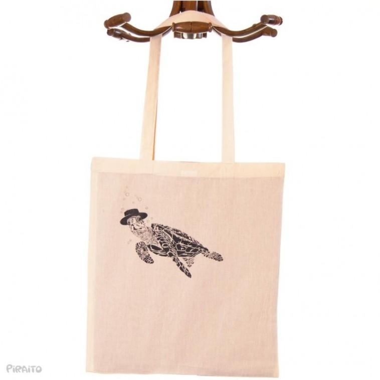 Bag Loggerhead sea turtle -- Patriarch of the Sea