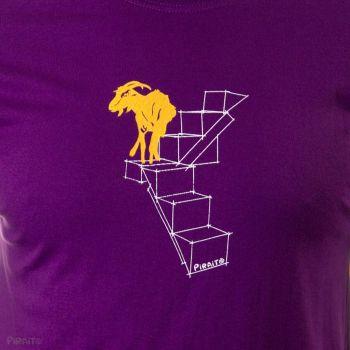 Camiseta Cabraloca -- ¿Qué hace una chica como tú en un sitio como este?-detalle