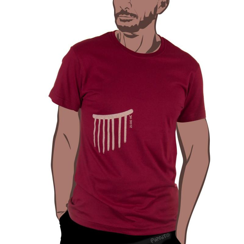 T-shirt Rock art: The rain -- Trivial ancient scenes...///Life cycles