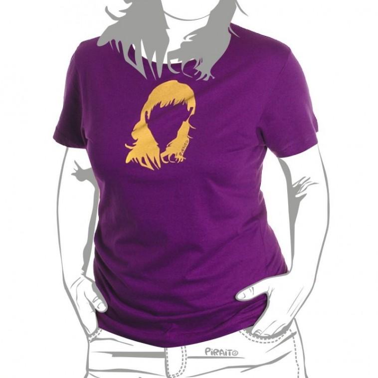 T-shirt No clue -- I got your face...