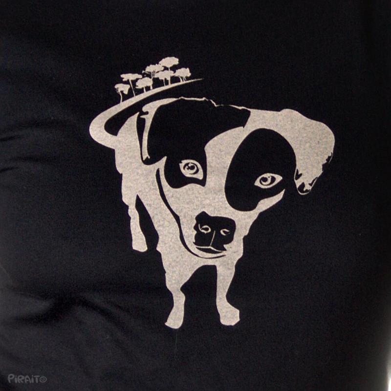 Camiseta Breña: una perrita rescatada -- Gracias por adoptarme :)