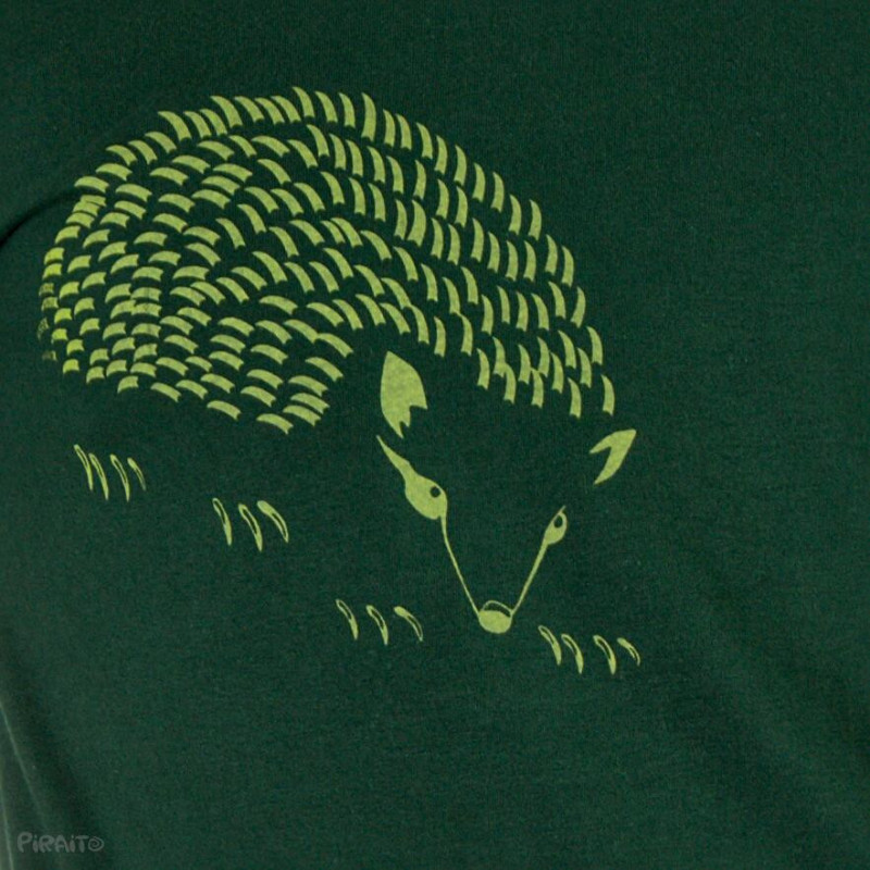 T-shirt Hedgehog -- Gently caress