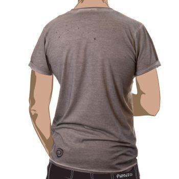 T-shirt Full Moon -- Illuminating your darkest nights-detalle