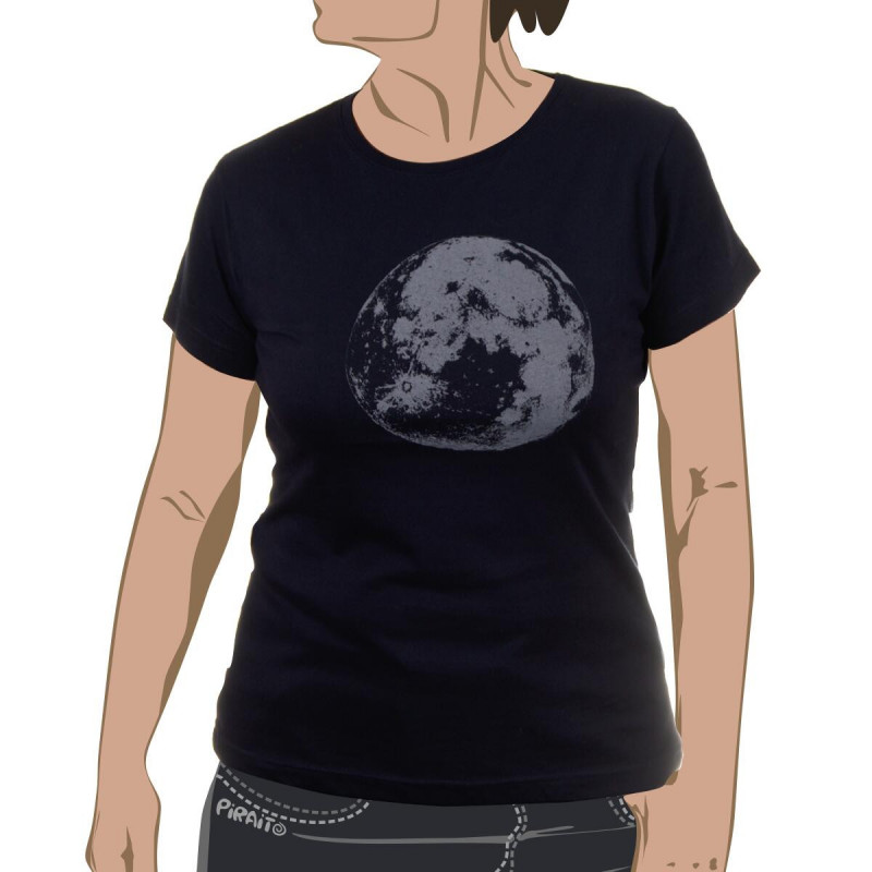 T-shirt Full Moon -- Illuminating your darkest nights