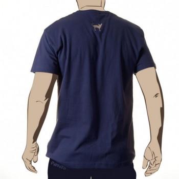 Camiseta Observándote -- Cada paso que das-detalle