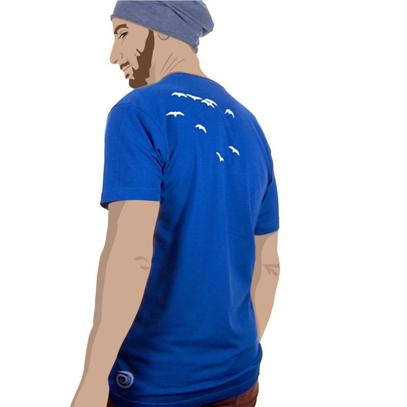 T-shirt Ibis band -- Inhabitants of La Janda