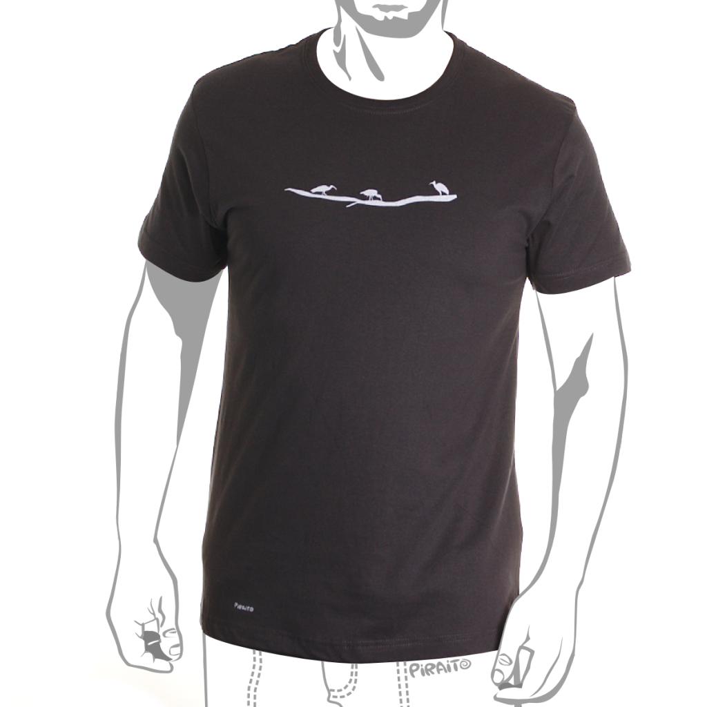 Banda_ibis-camiseta_basica_plomo