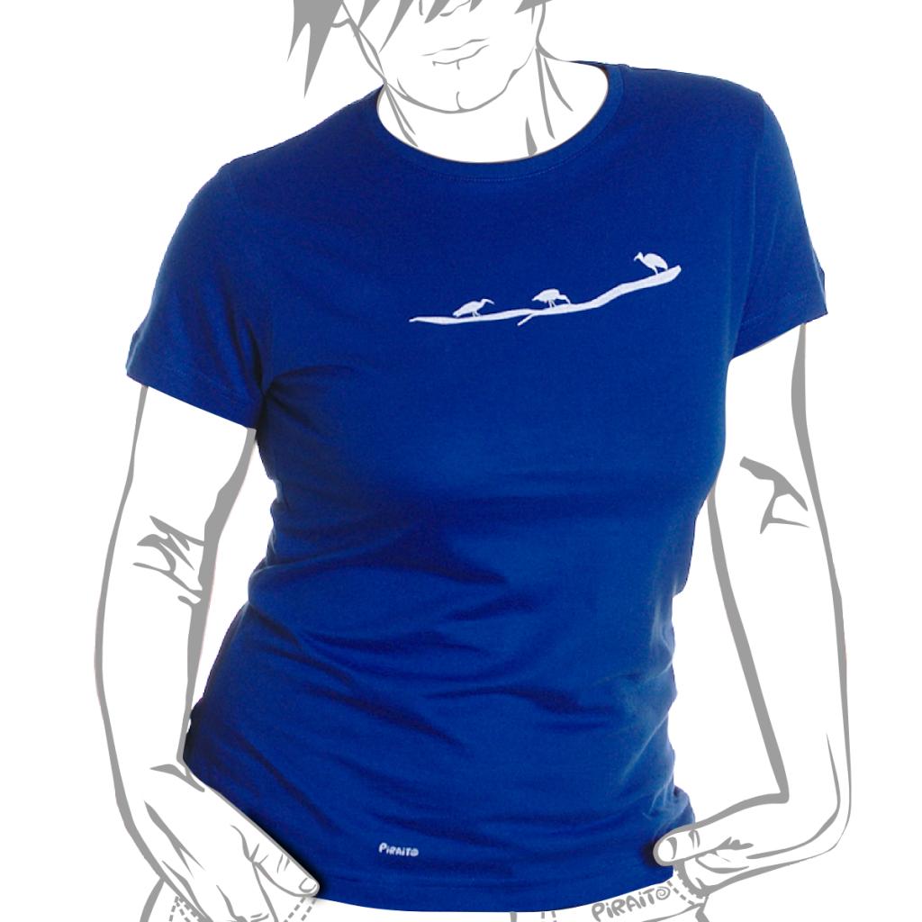 Banda_ibis-camiseta_entallada_azulroyal