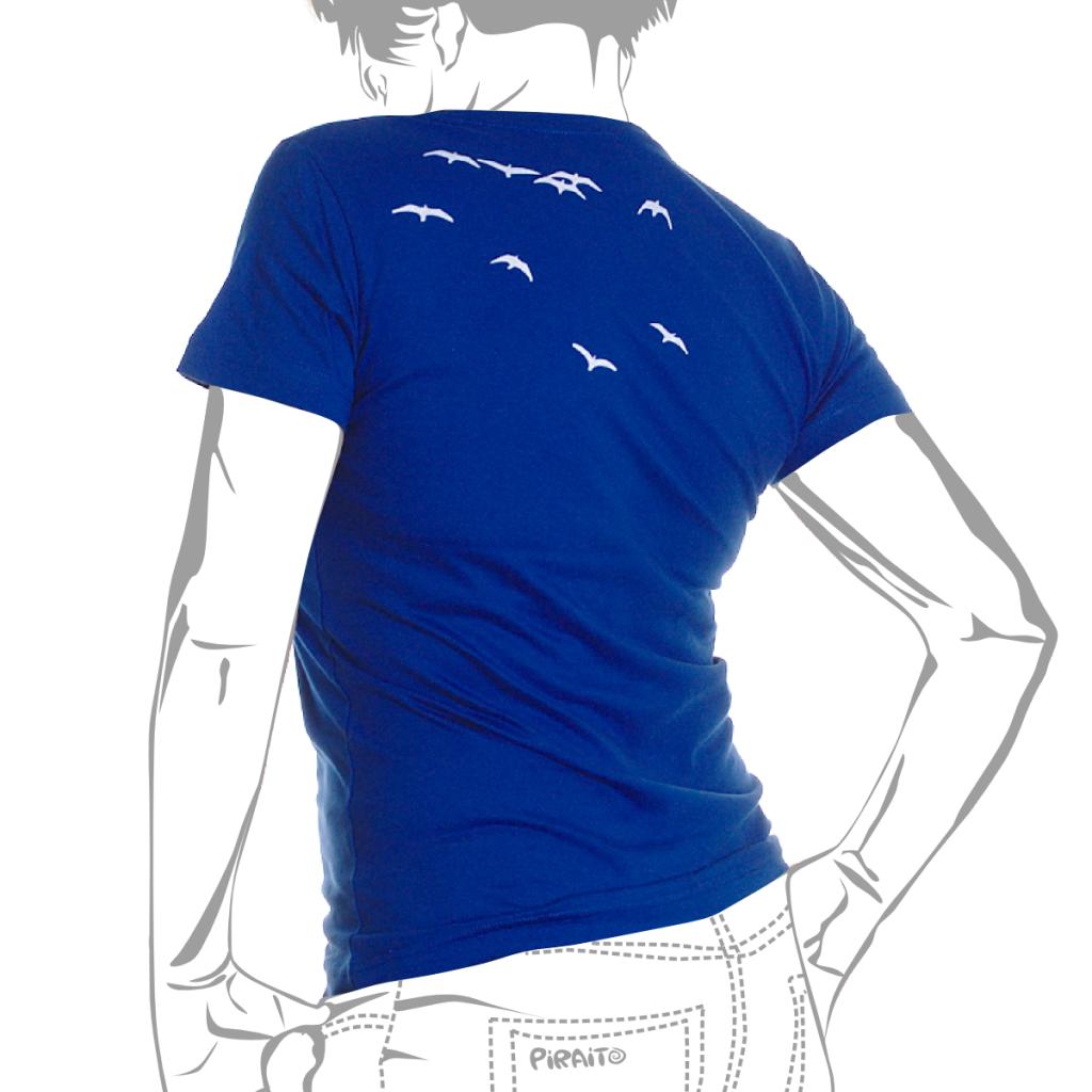 Banda_ibis-camiseta_entallada_azulroyal-espalda