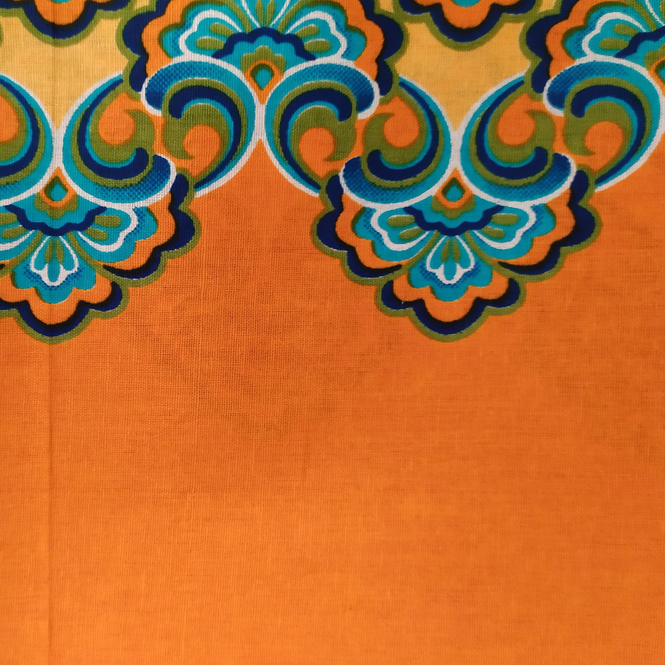 baroque orange